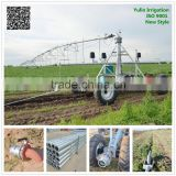 China Supplier Factory Direct Sale Lateral Move Irrigation System With ISO 9001 Certificate