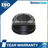 Top quality factory brake system front axle brake drum 21094122 for truck