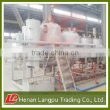 coconut oil refinery machine compact design stainless steel structure grade 1 oil quality