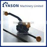 A333 manual button free steel strip packing machine,packing machine for 13-19mm steel strap