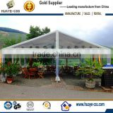 10m clear span aluminum frame structure gazebo garden tent restaurant marquee beer festival party canopy with transparent walls