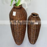 2016 new design willow flower vase