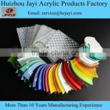 JY-013Factory wholesale custom made acrylic transparent sheet/acrylic sheet 6mm/colour acrylic sheet