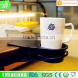 Custom Logo Plastic Table Cup Holder Coffee Drinklip Cup Holder Cilp