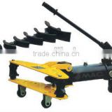portable manual hydraulic pipe bender