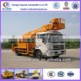 Quality dongfeng 4x2 28.9m Aerial Platform Truck