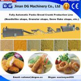 Automatic panko long needle shape bread crumb extruder machinery production plant