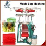 plastic mesh bag forming machine
