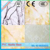 UV Coating PVC Marble Sheet for Wall and Celing