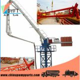 Electric Concrete Placing Boom Machine