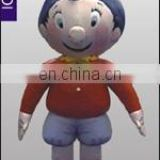 Noddy shape inflatable