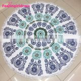 Home Decor Comfortable Round Printing Tapestry Wall Hangings