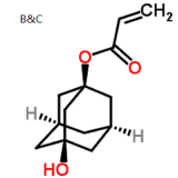 High purity of 3-Hydroxy-1-adamantyl acrylate(CAS 216581-76-9)with best price and best service