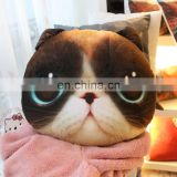 Wholesale cheap high quality custom latest design dog cushion cover