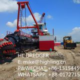 2018 New Highling 20 Inch Cutter Suction Dredger,River Dredging Ship For Sale