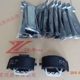 Bike cycling pedals band feet set hook loop strap beam foot
