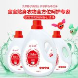 Transparent Blue Multifunctional Cleaning Laundry Antibacterial Laundry Detergent