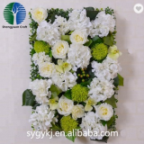 china factory wholesale artificial decorative flower wall for sale