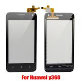 Cell Phone Touch Digitizer  For Huawei Y360 Tactil touch
