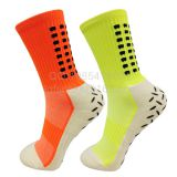 basketball socks cushion sport socks with mesh and Anti-skid from China socks factory