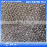 High Quality Iron Bbq Grill Expanded Metal Mesh Heavy Duty Expanded Metal Mesh Wall Plaster Mesh(Expanded Metal Lath)