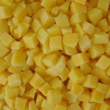 frozen diced mango 10mm