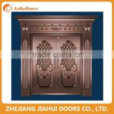 commerical double exterior stainless steel door for sale