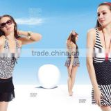 2011 new style sexy women`s tankinis;skirt swimsuit;charming ladies` beachwear