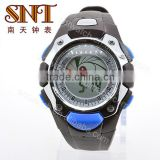 SNT-SP016A fancy cheap waterproof digital watch cool display