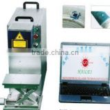 Hailei Manufacturer co2 laser marking machine laser marker power 150W stone carving machine