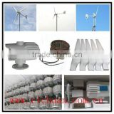 215 Chinese Manufacturers 30 kw wind turbine generator and solar panel hybrid system with CE approved                                                                         Quality Choice
