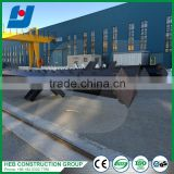 Galvanized Steel H Beam Steel Structure