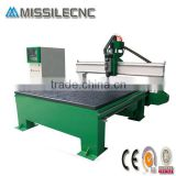 Missile 2030 ball screw aluminum cutting machine cnc router