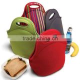 Wholesale neoprene cake candy cooler bag lunch bag