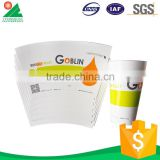 Customized printed paper cup cake cases fan                                                                         Quality Choice