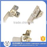 Custom electrical brass contact