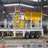 make money Mobile Crushing Plant/Mobile Jaw Crusher Plant for small scale manufacturing ideas