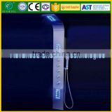 China supplier bathroom electric shower with led shower column set                                                                         Quality Choice
