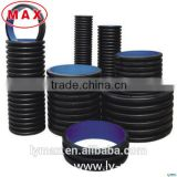 SN8 HDPE Corrugated Pipe DWC for Drainage Systems