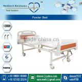 Rehabilitation Therapy Supplies Electric Five Functions Inclinable Hospital Bed Incline Bed
