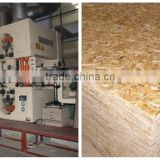 3000-100000 cbm year particle board production line/chipboard making machine/shavings board making