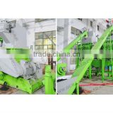 Tire crusher machine/Tire recycling rubber powder production line/Recycle Granules making machine