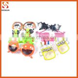 Fashion crazy party glasses for promotional gifts