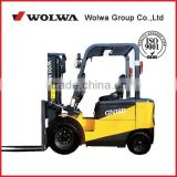 GN18D 1.8 Ton non-pollution electric forklift with battery special for materials handling