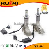 New NO Fan philip s led headlight d2s 880 h1 h3 h7 h11 9005 9006 headlights led, h4 h13 9004 9007 high low beam led lamp