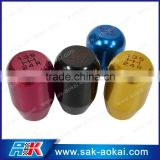 MT Aluminium Car Auto Gear Shift Knob Factory Direct Price
