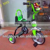 HOT hot selling children smart tricycle,baby battery car,baby plastic ride on toys car