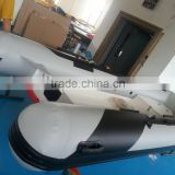 (CE Certificated )Super Cool Fiberglass Racing Boat / Inflatable Boat