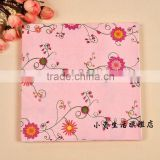 2ply 20pic/pack countryside Style Pink Flower Rattan Pattern Restaurant, Wedding, Party Festival etc Decoration Napkin