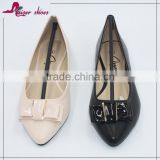 China women lady casual shoe factory ; latest designs shoes for woman shoe ; fashion ladies pointed toe shoes                                                                                                         Supplier's Choice